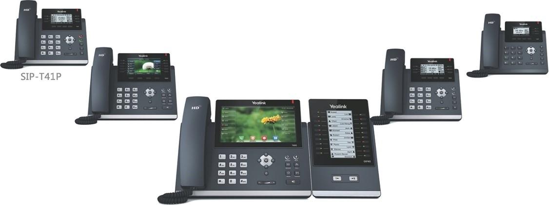 Series of Business-grade IP Phones